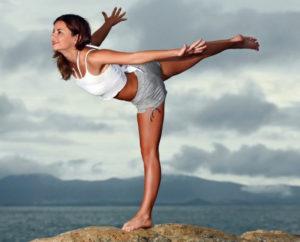 Упражнения для развития равновесия
