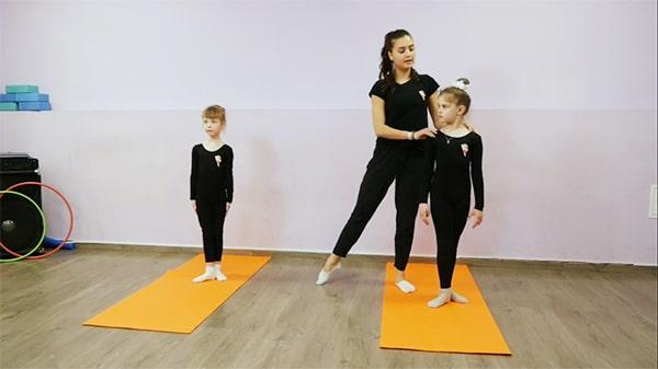 онлайн хореография